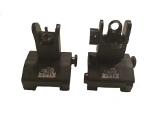 Detachable Folding Metal Sights