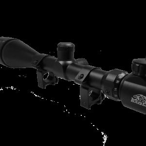 Eagle Lit-Reticle Mil Dot Rifle Scope
