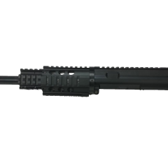 300 BLK Pistol Upper 8″ Barrel and M-4 Feed-ramps