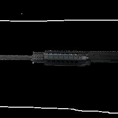 .223 Wylde AR Upper with 16″ Diamond Fluted Bull Barrel