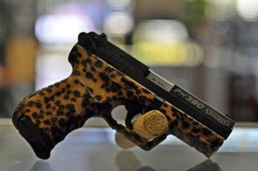 Walther PK380 in Cheetah!